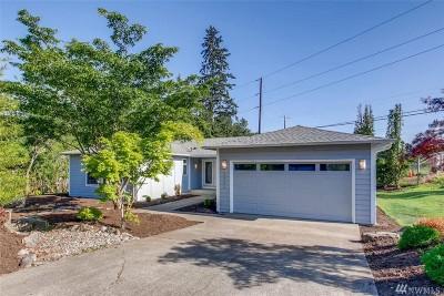Renton Single Family Home For Sale: 13205 SE Fairwood Blvd