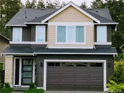 Bothell Single Family Home For Sale: 17015 42nd Dr SE