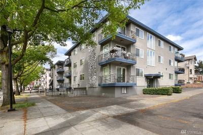 Condo/Townhouse Sold: 5501 11th Ave NW #101