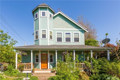 Single Family Home Sold: 1403 19th St