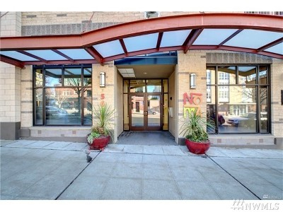 Condo/Townhouse Sold: 5650 24th Ave NW #505