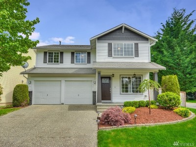 Maple Valley Single Family Home For Sale: 27656 238th Ave SE