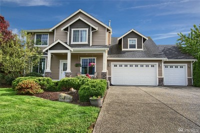 Puyallup Single Family Home Contingent: 15106 90th St E