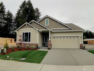 Tumwater Single Family Home For Sale: 3100 68th Ave SW