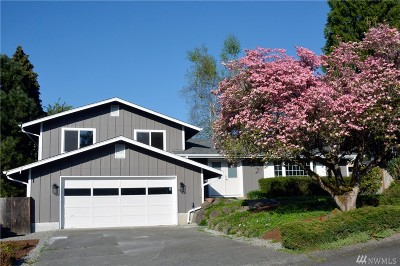 Federal Way Single Family Home For Sale: 3816 SW 327th St