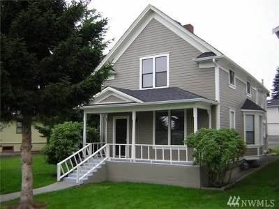 Everett Multi Family Home For Sale: 1512 Maple St