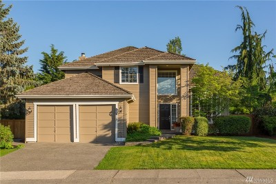 Sammamish Single Family Home For Sale: 23615 NE 25th Wy