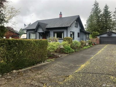 Enumclaw Single Family Home For Sale: 43030 268th Ave SE