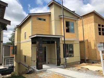 Duvall Single Family Home For Sale: 16312 (Lot 7) Main View Lane NE