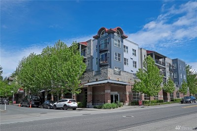 Condo/Townhouse Sold: 600 N 85th St #404