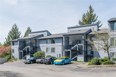 Renton Condo/Townhouse For Sale: 2509 NE 4th St #315
