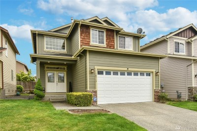 Bothell Single Family Home For Sale: 18513 41st Dr SE