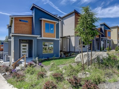 Duvall Single Family Home For Sale: 16302 (Lot 5) Main View Lane NE