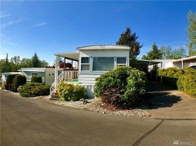 Bellingham Mobile Home For Sale: 1200 Lincoln St #177