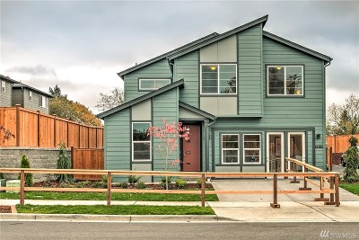 Lacey Single Family Home For Sale: 1939 Seven Oaks St SE #43