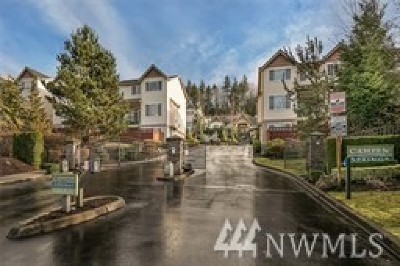 Renton Condo/Townhouse For Sale: 4901 Morris Ave S #SS101