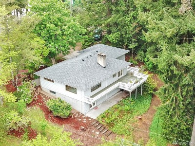 Gig Harbor Single Family Home For Sale: 8611 David Day Dr NW