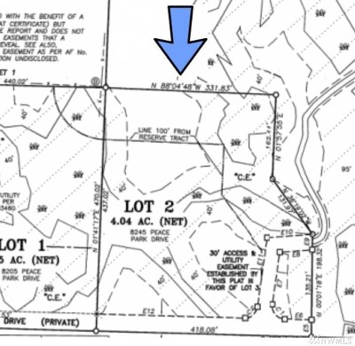 Custer Residential Lots & Land For Sale: 8245 Peace Park Dr