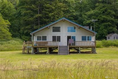 Bellingham Single Family Home For Sale: Eliza Island
