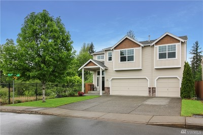 Maple Valley Single Family Home For Sale: 27247 212th Ave SE