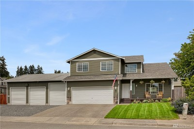 Everett Single Family Home For Sale: 2919 97th Place SE
