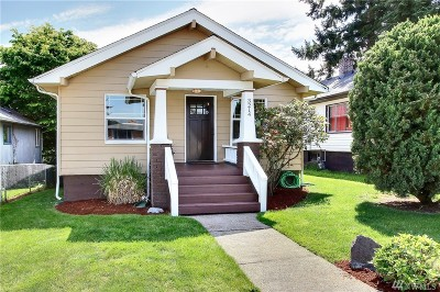 Single Family Home Sold: 3214 S 9th St