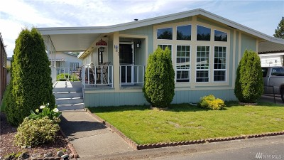 Auburn WA Mobile Home For Sale: $92,000
