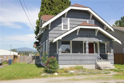 Sedro Woolley Single Family Home For Sale: 678 Cook Rd