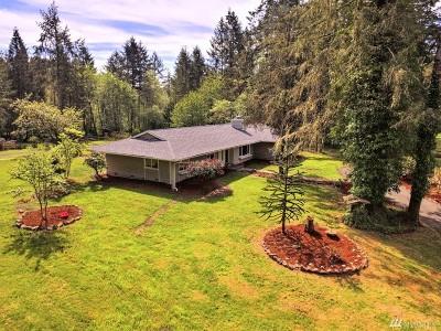Shelton WA Single Family Home For Sale: $425,000