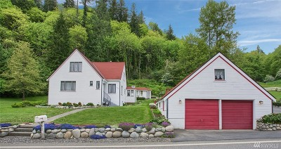 Issaquah Single Family Home For Sale: 27430 SE High Point Wy