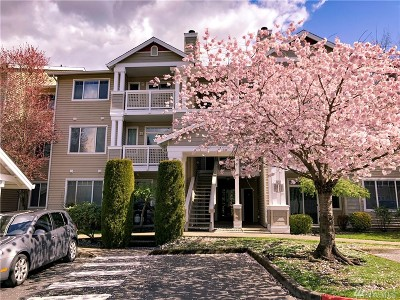 Bothell Condo/Townhouse For Sale: 15300 112th Ave NE #C-203
