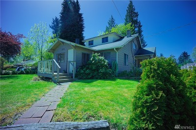 Renton Single Family Home For Sale: 17011 108th Ave SE