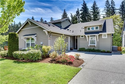 Redmond Single Family Home For Sale: 24263 NE 130th Place