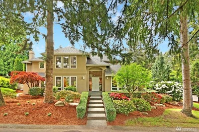 Bellevue Single Family Home For Sale: 10811 SE 23rd St