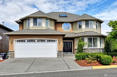 Bothell Single Family Home For Sale: 4031 164th Place SE