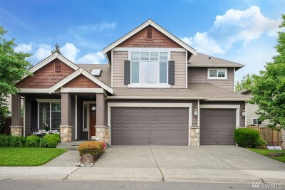 Sammamish Single Family Home For Sale: 21420 SE 2nd St