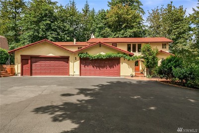 Issaquah Single Family Home For Sale: 16727 239th Ave SE