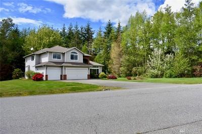 Lake Stevens Single Family Home For Sale: 10720 130th Ave NE