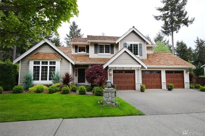 Gig Harbor Single Family Home Contingent: 2719 22nd Ave Ct NW
