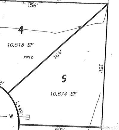 Lynden Residential Lots & Land For Sale: 5 Lot Barley Ct