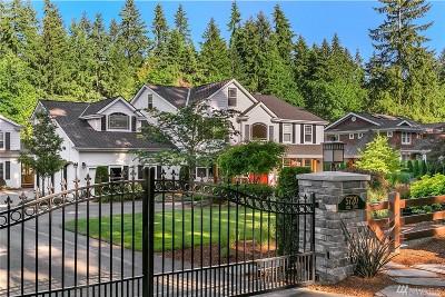 Kirkland Single Family Home For Sale: 5720 127th Ave NE