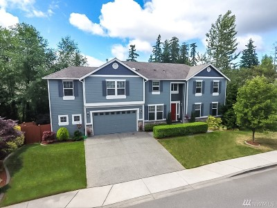 Lynnwood Single Family Home For Sale: 6514 186th St SW