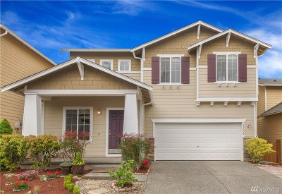 Bothell Single Family Home For Sale: 23004 27 Dr SE