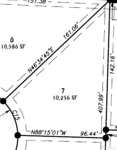 Lynden Residential Lots & Land For Sale: 7 Lot Barley Ct
