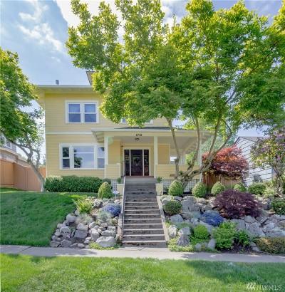 Tacoma WA Single Family Home For Sale: $579,000