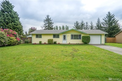 Ferndale Single Family Home Sold: 5978 Paradise Dr
