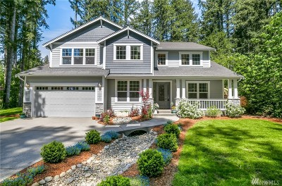 Olympia Single Family Home For Sale: 3018 Country Club Lp NW