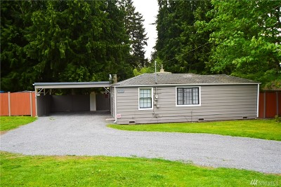 Everett Single Family Home For Sale: 12707 29th Place W