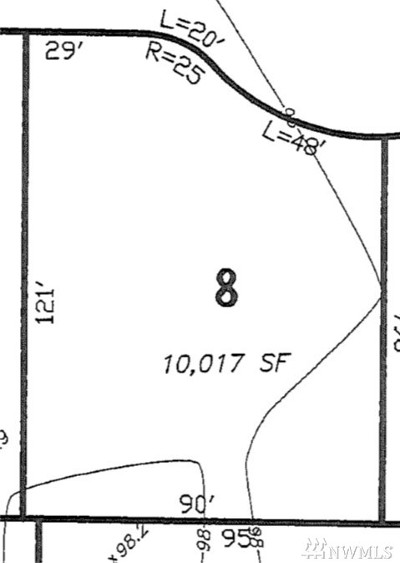 Lynden Residential Lots & Land For Sale: 8 Lot Barley Ct