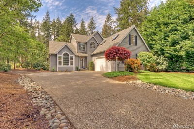 Port Orchard Single Family Home For Sale: 6852 McCormick Woods Dr SW